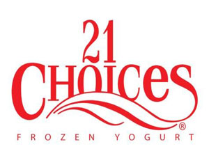 21 Choices Frozen Yogurt
