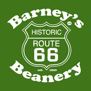 Barneys Beanery logo