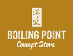 Boiling Point Concept Store logo