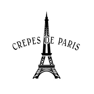 Crepes de Paris logo