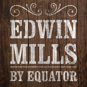Edwin Mills by Equator logo