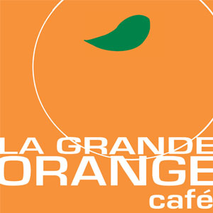 La Grande Orange Cafe logo