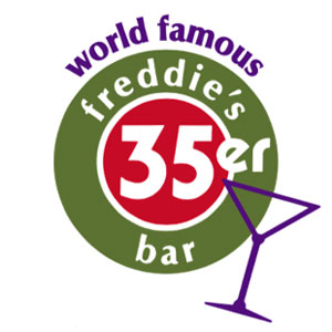 The 35er Bar logo