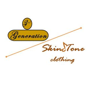 Third Generation and SkinTone Clothing logo