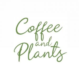 Coffee and Plants logo