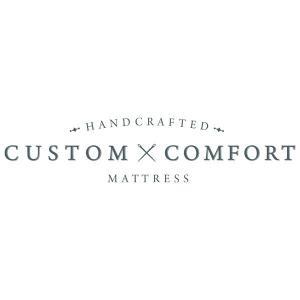 Custom Comfort Mattress logo