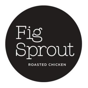 Fig Sprout Roasted Chicken