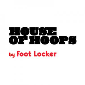 Foot Locker House of Hoops logo