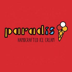 Paradis Ice Cream logo