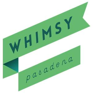 Logo for Whimsy Pasadena