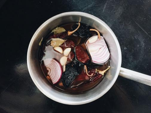 Bone Kettle broth