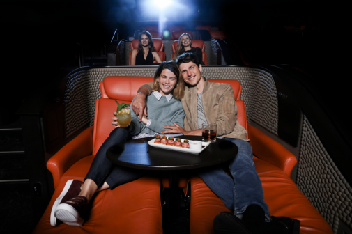 IPIC Theaters Pod Seating