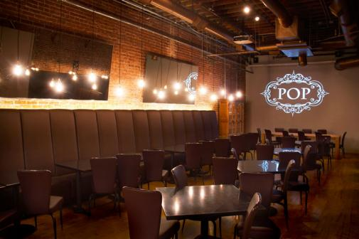 POP Champagne event space