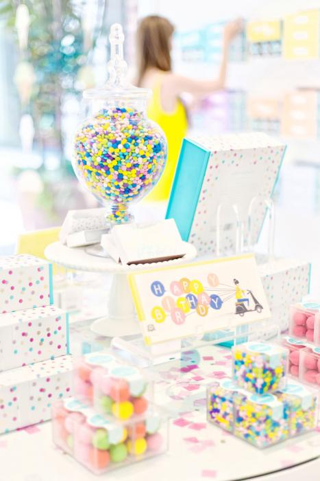 Sugarfina candy display