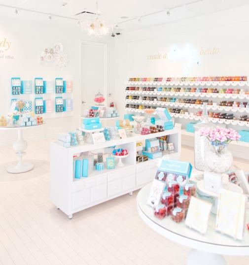 Sugarfina interior