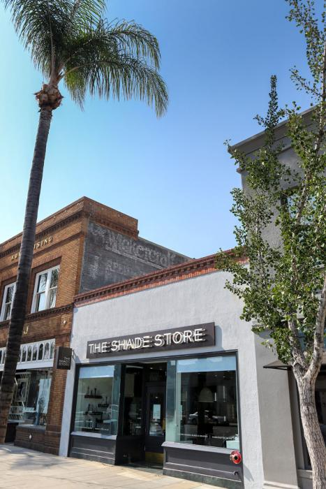 The Shade Store exterior