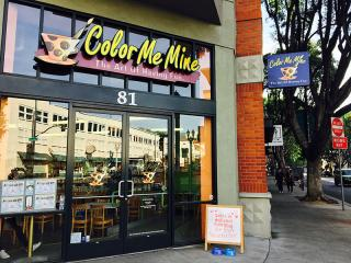 Color Me Mine exterior