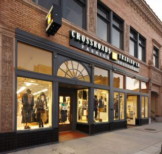 Crossroads Trading Co. exterior
