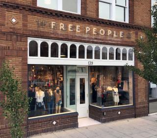 Free People exterior
