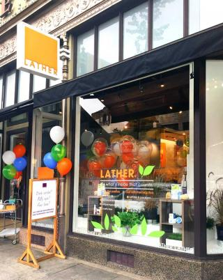 Lather Pasadena exterior