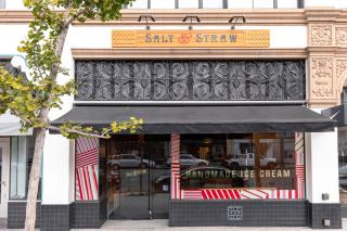 Salt & Straw Ice Cream in Old Pasadena
