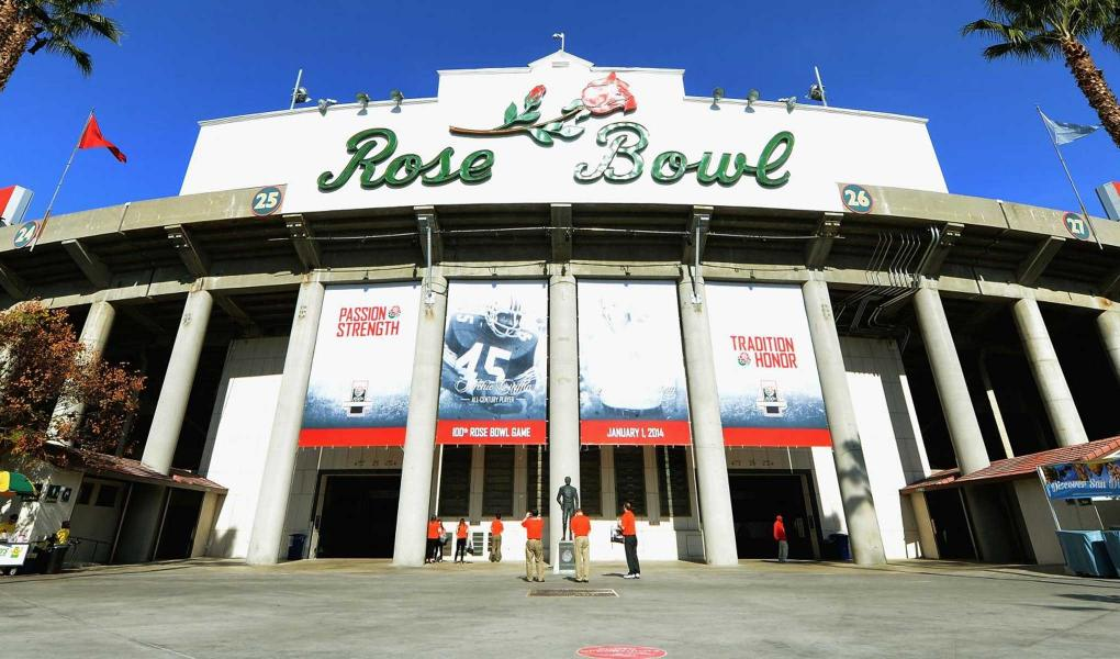107th Rose Bowl Game