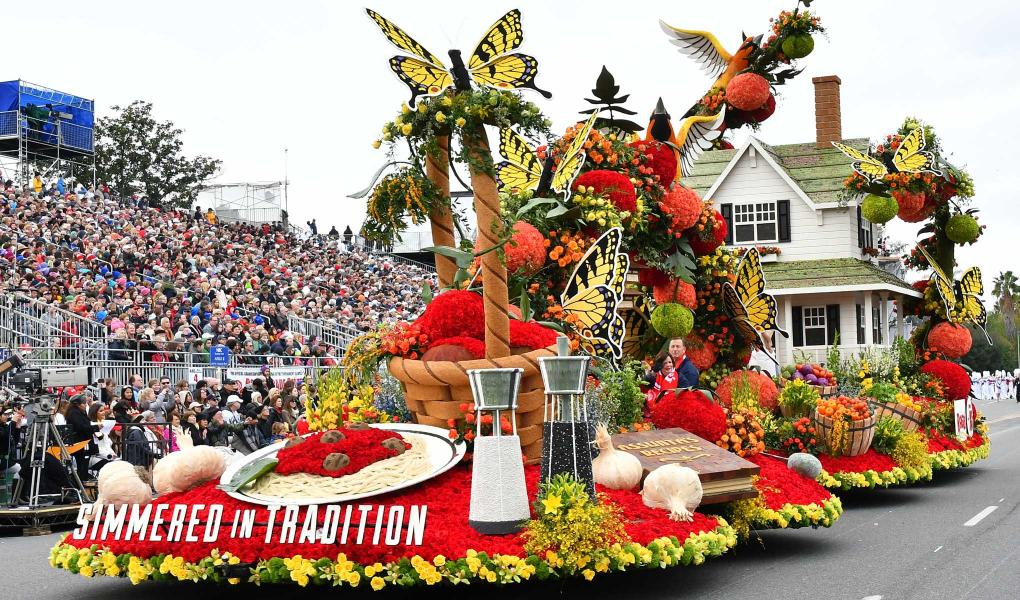 Tournament of Roses - Rose Parade