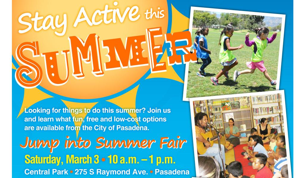 Jump Into Summer Fair