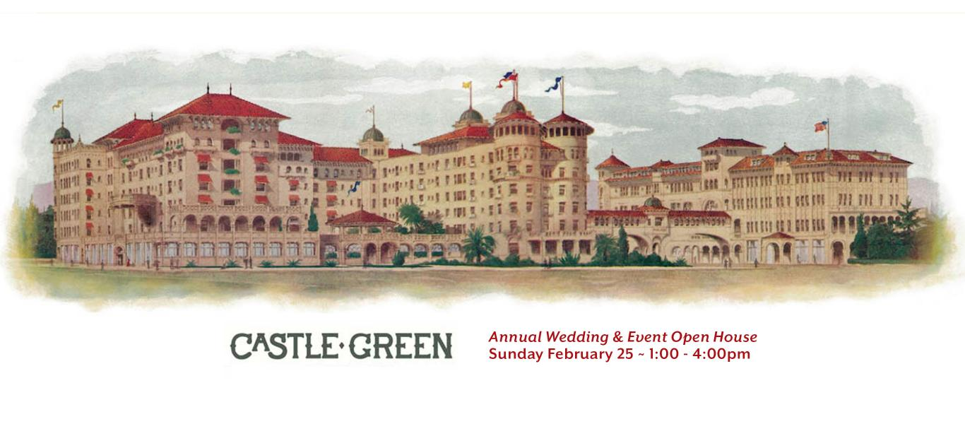 Castle Green Wedding & Event Open House