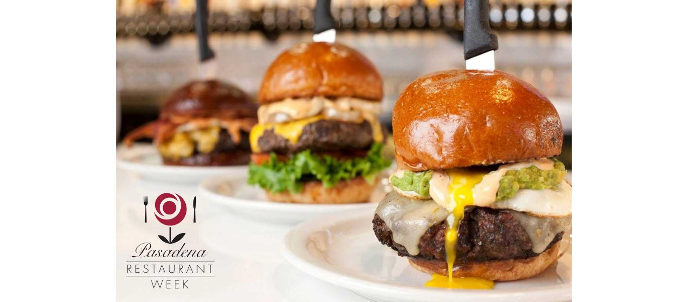 Pasadena Cheeseburger Week