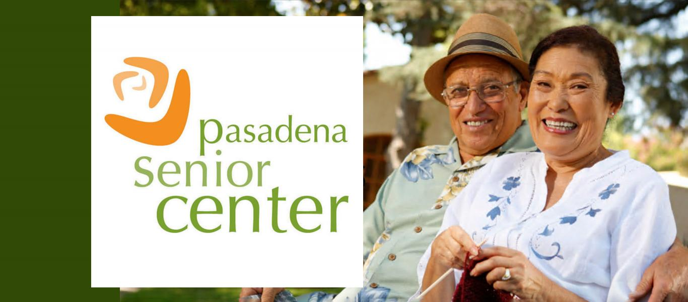 Senior Center April 2021