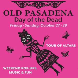 Day of the Dead Weekend, Friday, October 27, 2017