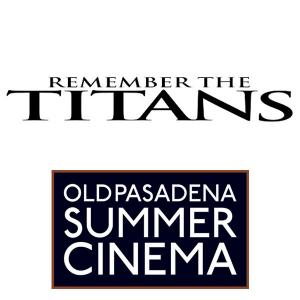 Summer Cinema - Remember the Titans, Saturday, July 8, 2017 8:30 pm