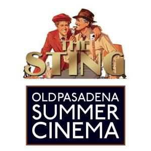 Summer Cinema - Date Night: The Sting, Saturday, July 8, 2017 6:00 pm