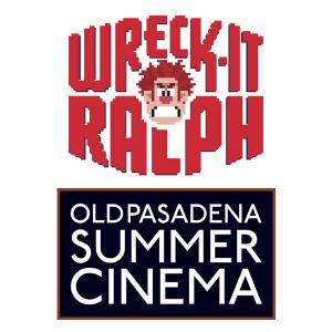 Summer Cinema - Family Night: Wreck-It Ralph, Saturday, July 15, 2017 6:30 pm