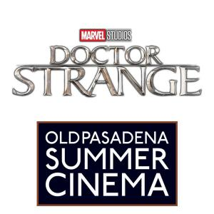 Summer Cinema - Doctor Strange, Saturday, July 22, 2017 8:30 pm