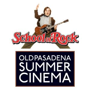 Summer Cinema - School of Rock, Friday, July 28, 2017 8:30 pm