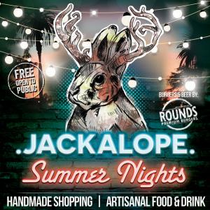 Jackalope Summer Nights, Friday, August 2, 2019