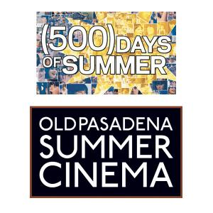 Summer Cinema: 500 Days of Summer, Friday, July 27, 2018 8:30 pm