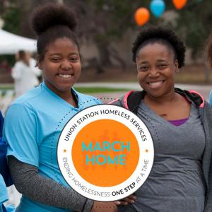 March Home - Ending Homelessness One Step at a Time, Saturday, March 3, 2018 7:30 am