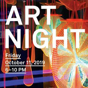 ArtNight Pasadena, Friday, October 11, 2019 6:00 pm