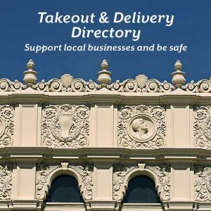 Takeout & Delivery Directory , Friday, March 20, 2020