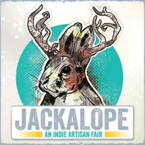 Jackalope Indie Artisan Fair, Saturday, April 27, 2019 10:00 am
