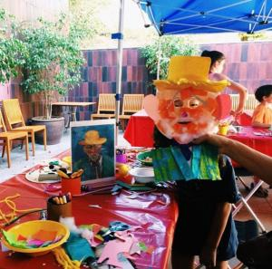 Norton Simon Fall Family Festival, Sunday, October 22, 2017 1:00 pm