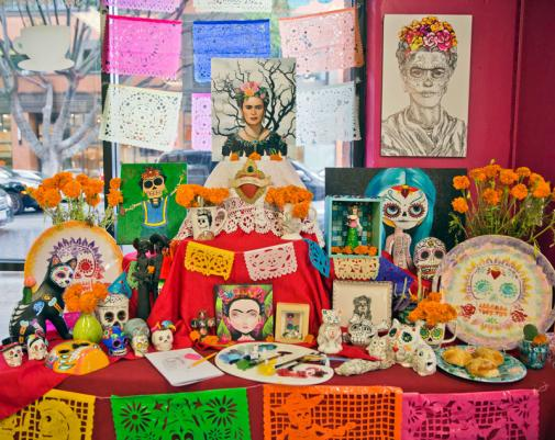 2016 Day of the Dead - Color Me Mine