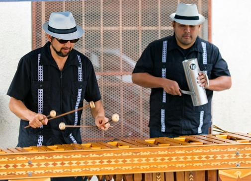 2016 Day of the Dead - Marimba Tropical