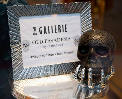 2016 Day of the Dead - Z Gallerie