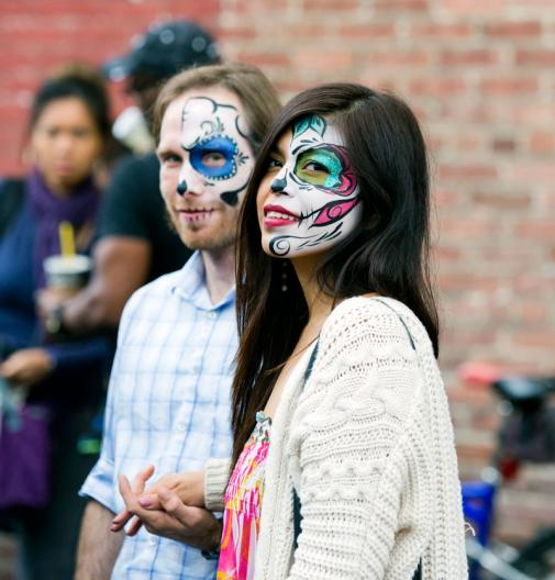 2016 Day of the Dead - Calaveras