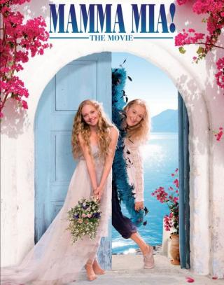 Mamma Mia movie poster